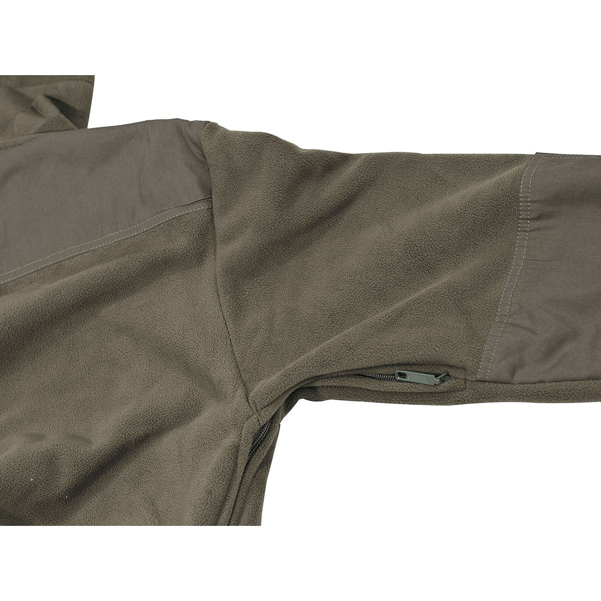 Bunda fleece ALPIN OLIV FOX Outdoor 03801B L-11