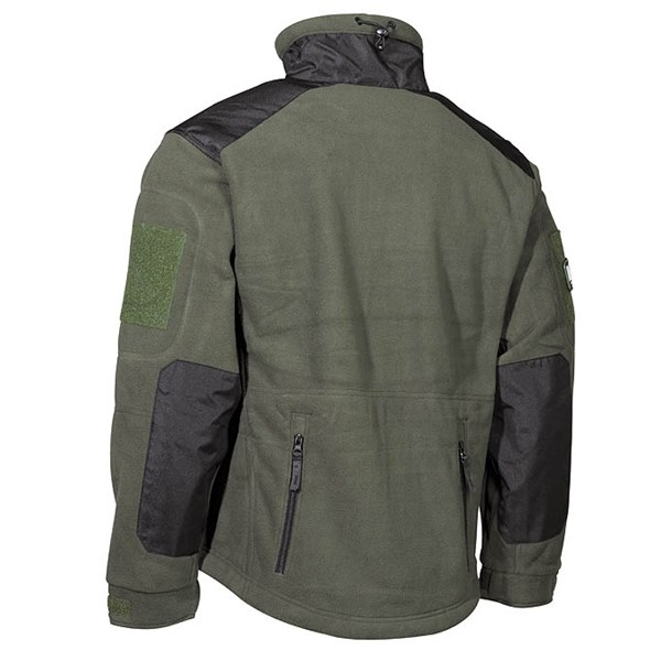 Bunda fleece Heavy-Strike OLIV MFH Defence 03841B L-11