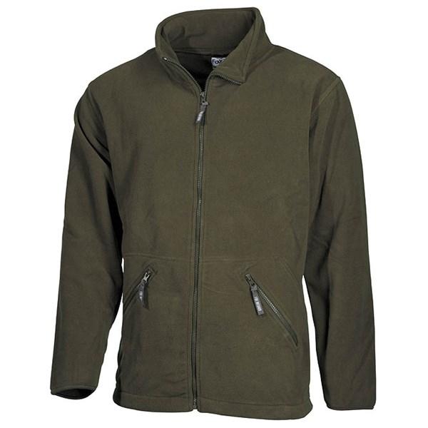 Bunda fleece ARBER OLIV FOX Outdoor 03871B L-11