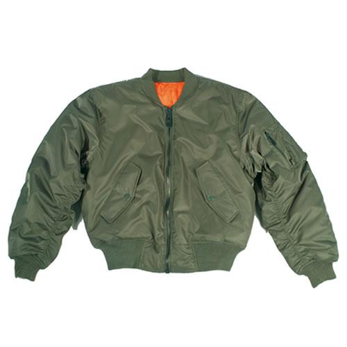 Bunda US MA1 TEESAR® bomber OLIV TEESAR® 10401001 L-11