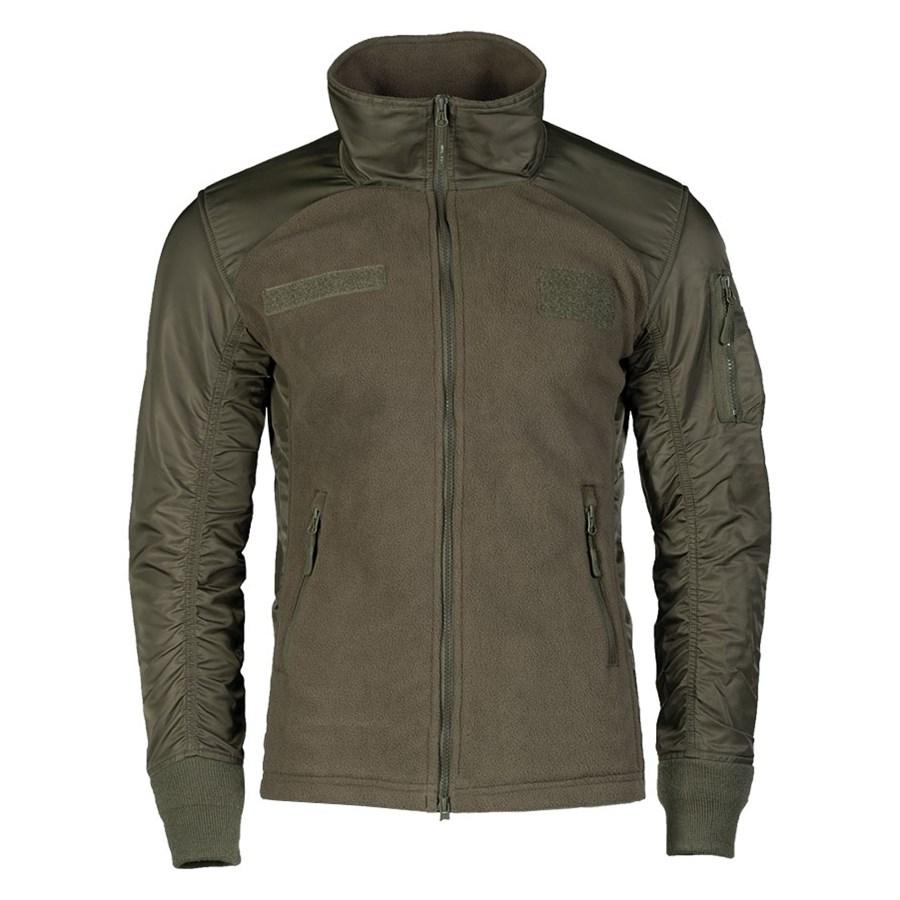 Bunda fleece USAF RANGER GREEN MIL-TEC® 10430012 L-11