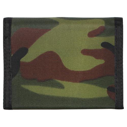 Peňaženka NYLON COMMANDO 5 vnútorných vreciek WOODLAND