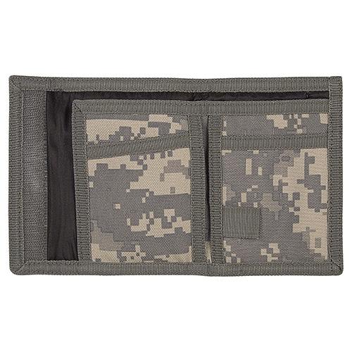 Peňaženka COMMANDO 5 vnútorných vreciek ARMY DIGITAL CAMO