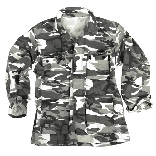 US blouse US BDU rip-stop pre-washed by METRO - URBAN