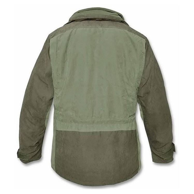 Bunda HUNTER poľovnícka s FLEECE vložkou OLIV MIL-TEC® 11951001 L-11