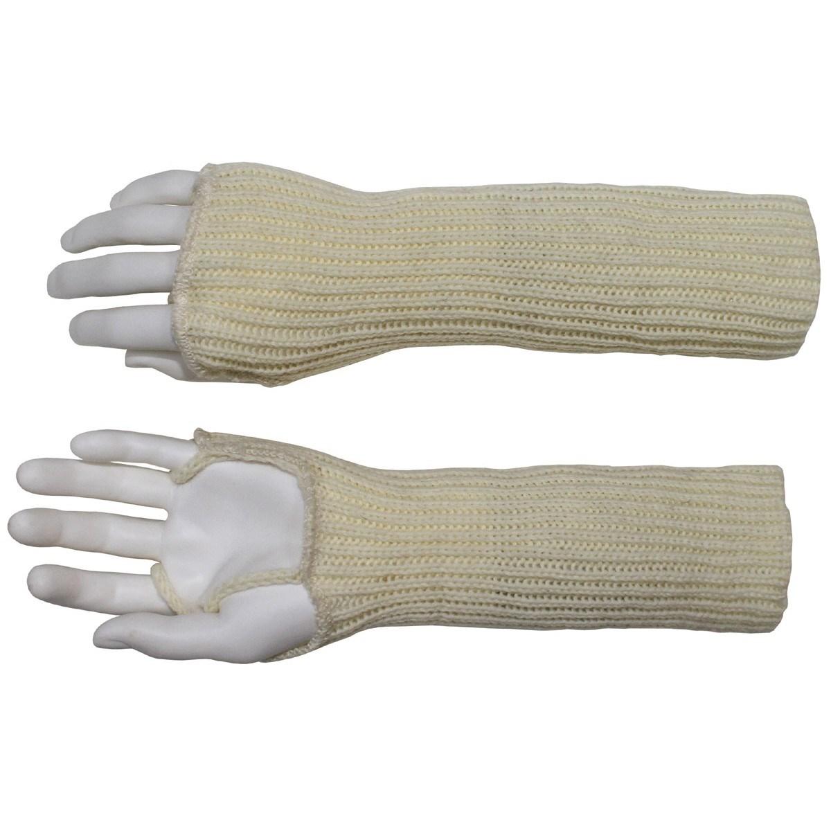 Návleky na predlaktie britské pletené