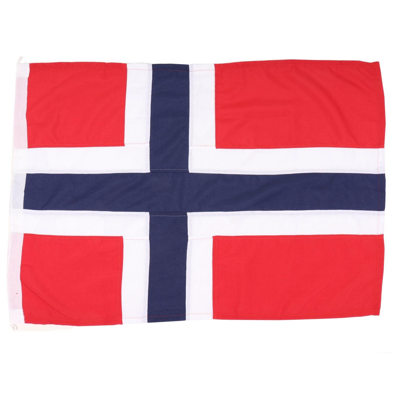 Zástava štátna NÓRSKO plátená