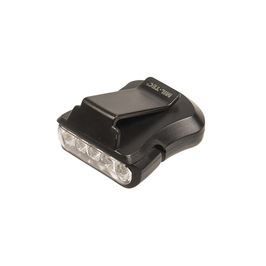Svietidlo 5 LED na šilt