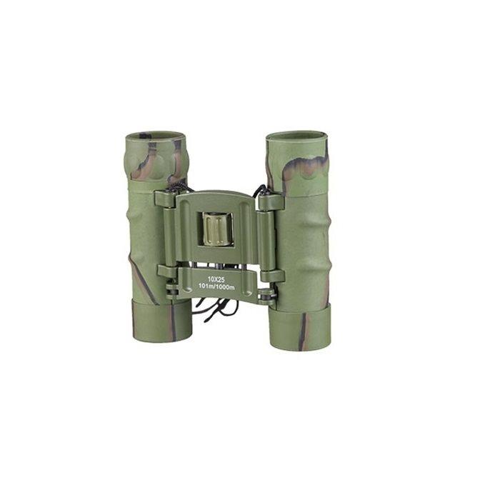 Ďalekohľad 10x25 GEN II pogumovany s puzdrom maskovaný