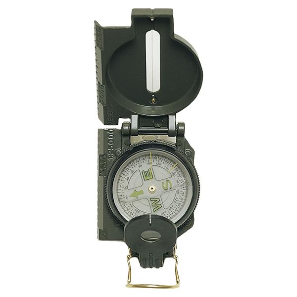 Kompas US kovové telo RANGER OLIV MIL-TEC® 15792000 L-11