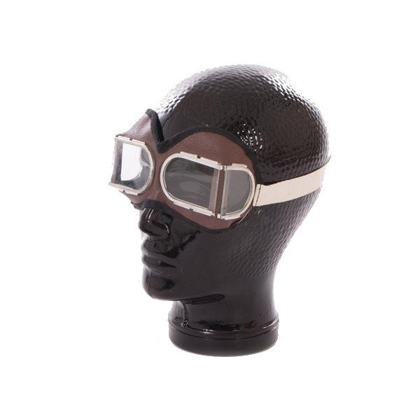 Okuliare RUSKÉ na motorku delená skla original nové