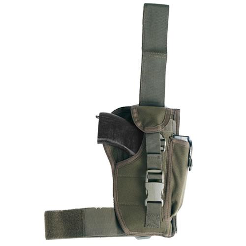 Púzdro pištoľové MODULAR stehenné OLIV