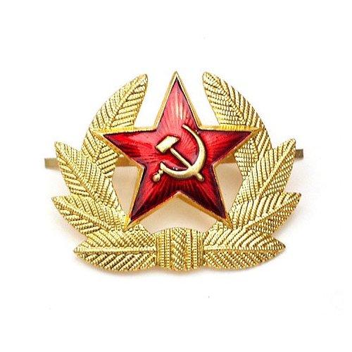 Odznak hviezda / kosák kladivo / Medzi lístky