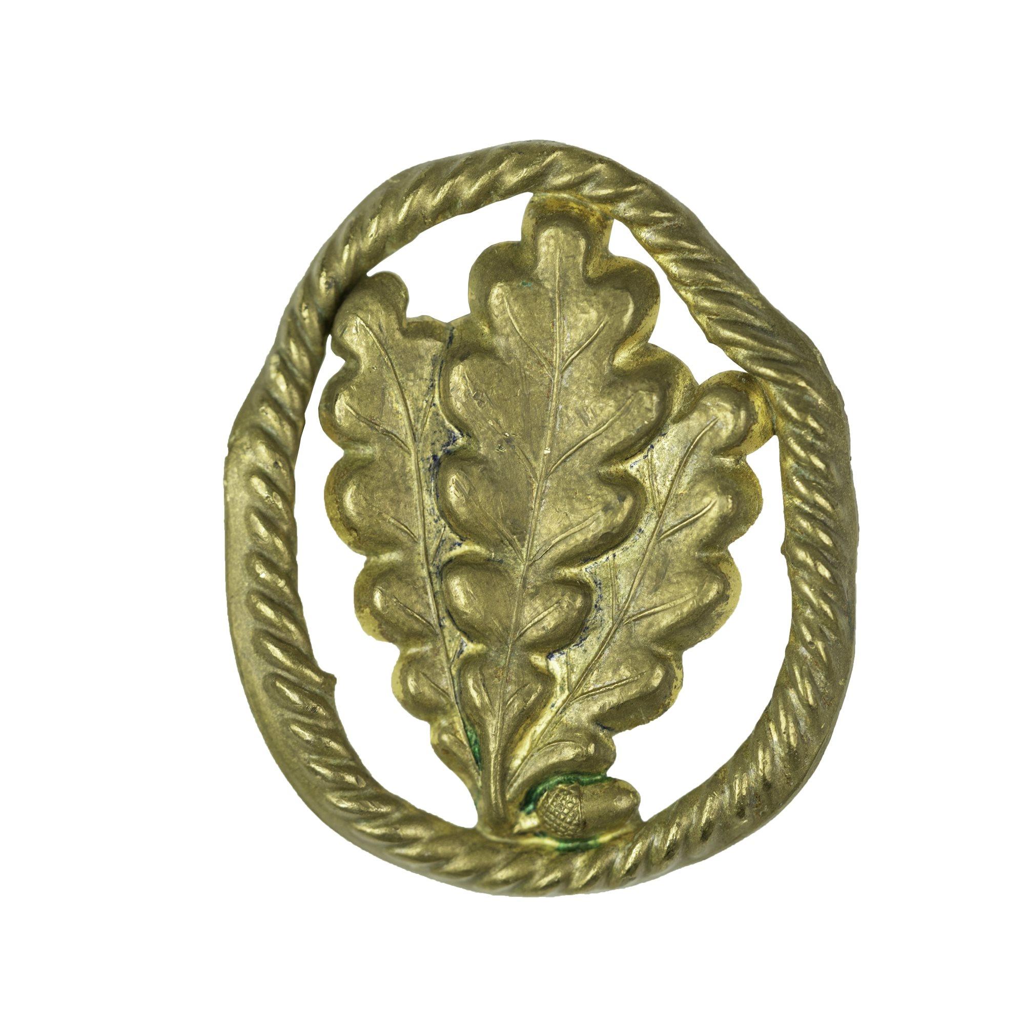 Odznak BW na baret zlatý Jägertruppe použitý