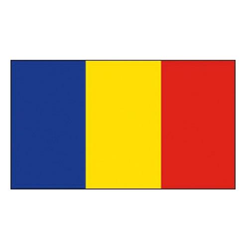 Vlajka štátna RUMUNSKO