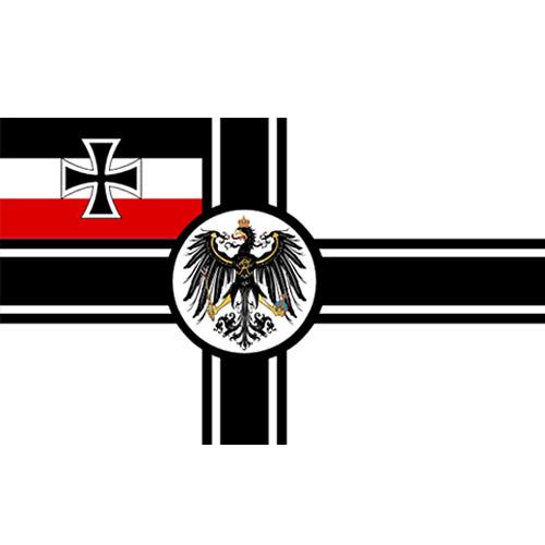 Vlajka RÍŠSKE NEMECKO na tyčke 30 x 45 cm