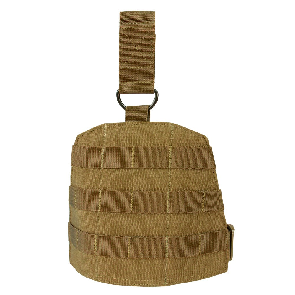 Panel stehenný MOLLE D-RING COYOTE BROWN