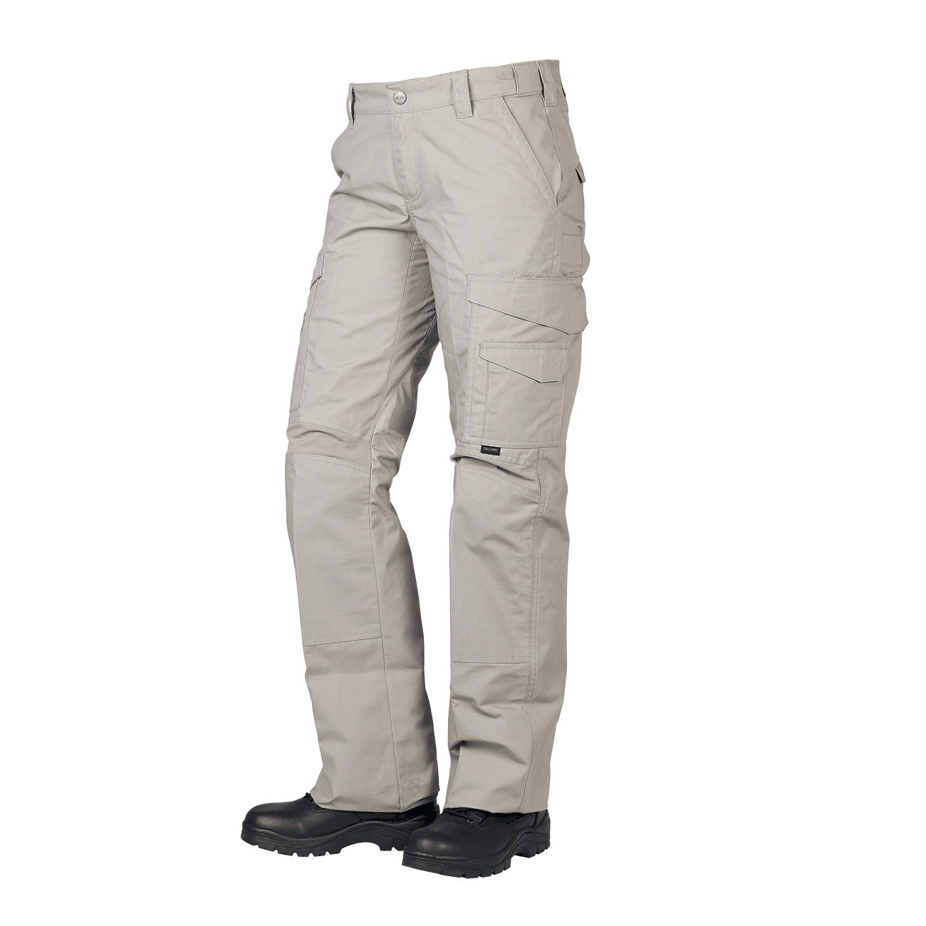 Nohavice dámske 24-7 SERIES® PRO FLEX rip-stop KHAKI