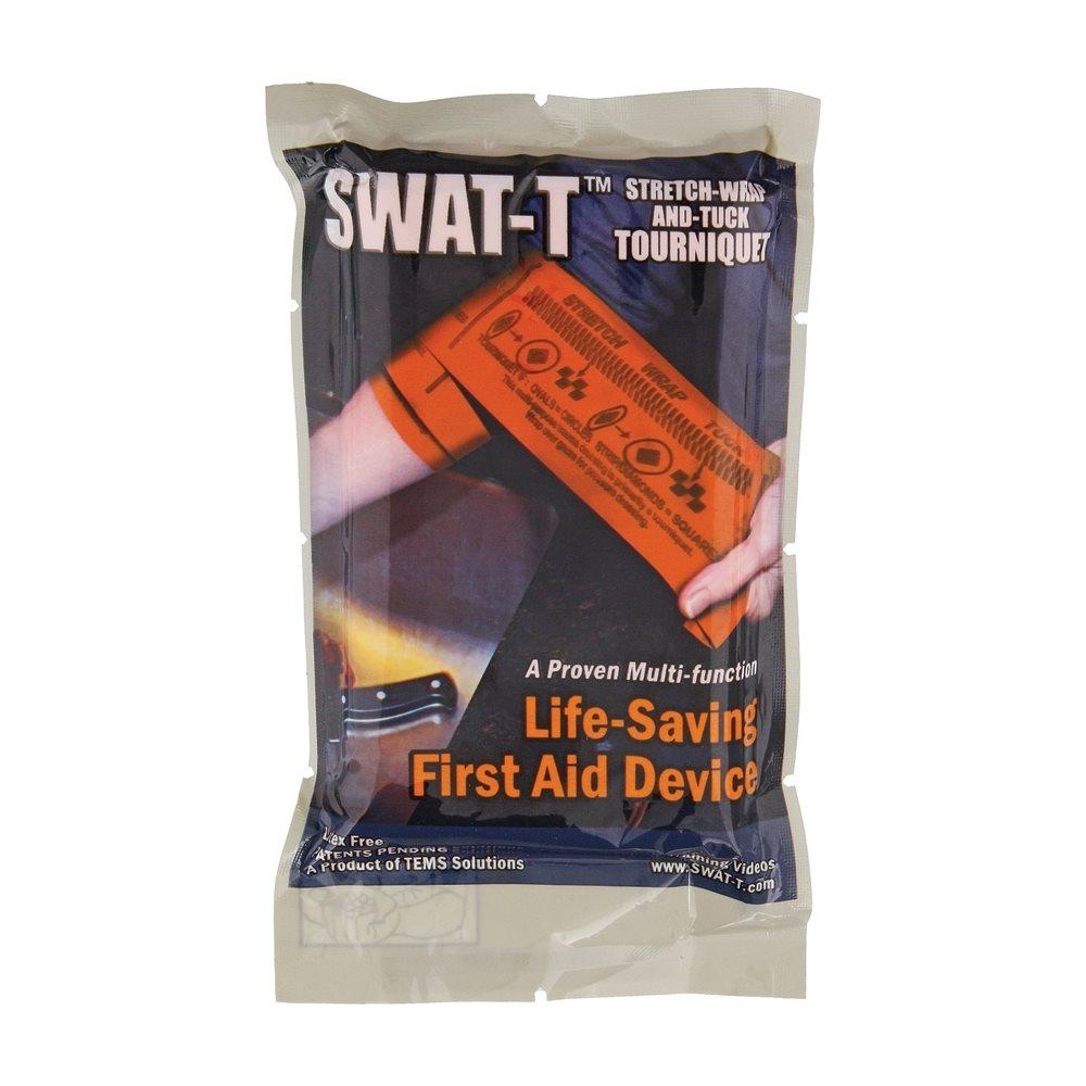 Škrtidlo SWAT viacúčelové ORANGE