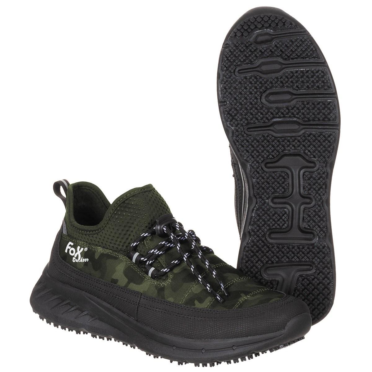 Topánky SNEAKERS maskované