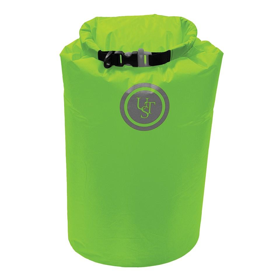Vak vodeodolný SAFE & DRY 10 litrov ZELENÝ