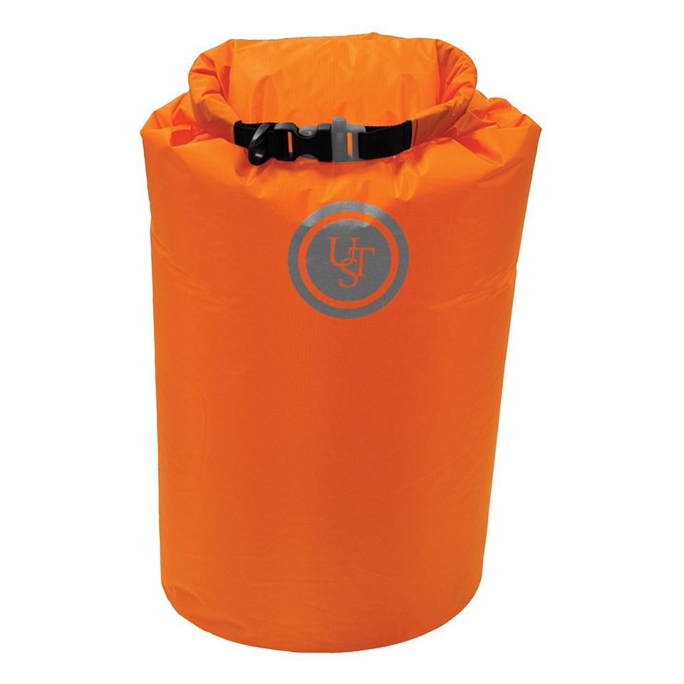 Vak vodeodolný SAFE & DRY 15 litrov ORANŽOVÝ
