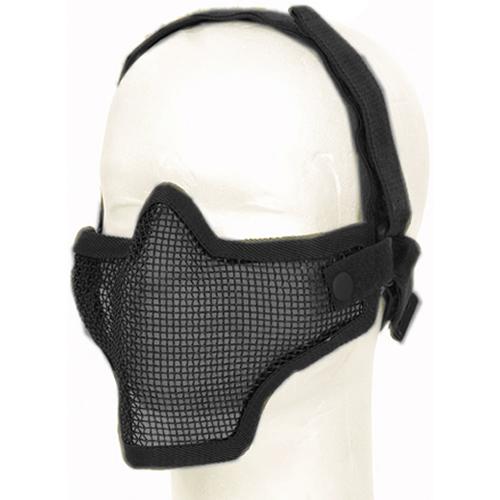 Maska AIRSOFT ochranná ČIERNA