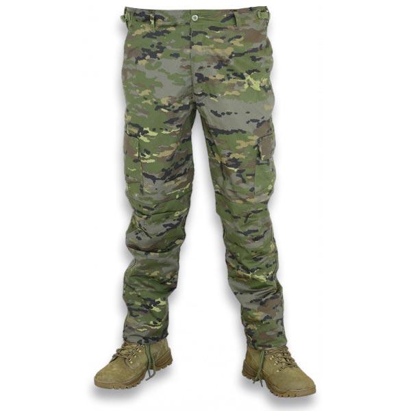 Nohavice M65 ŠPANIELSKE MASKOVANIE