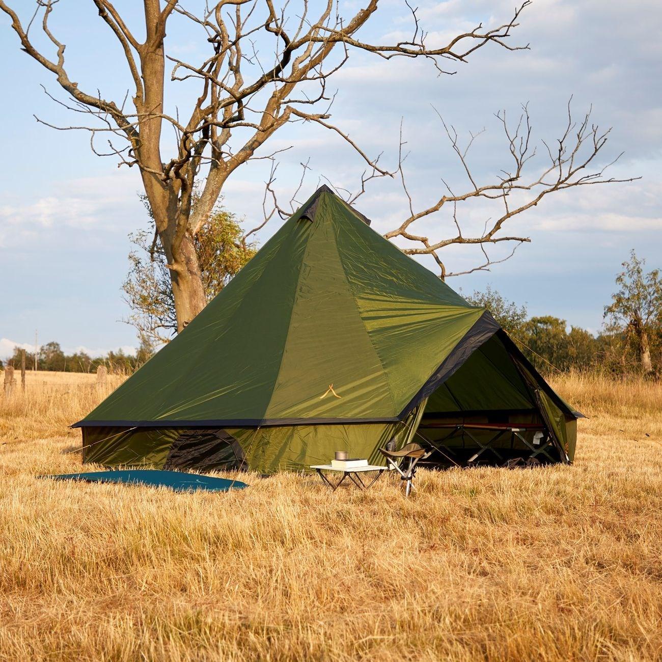 Stan INDIANA 8 ZELENÝ GRAND CANYON 330036 L-11