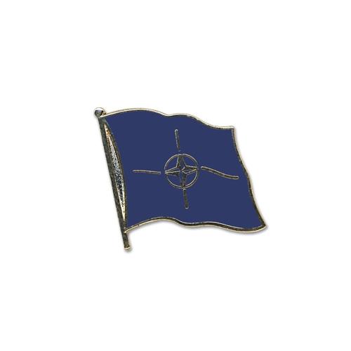 Odznak vlajka NATO