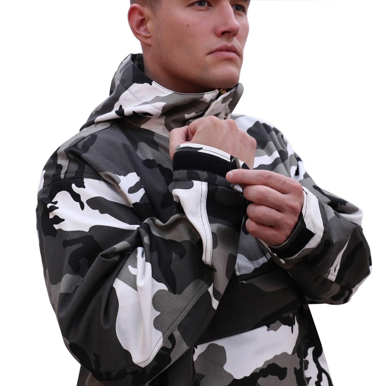 Bunda s kapucňou PARKA US METRO URBAN ROTHCO 3597 L-11