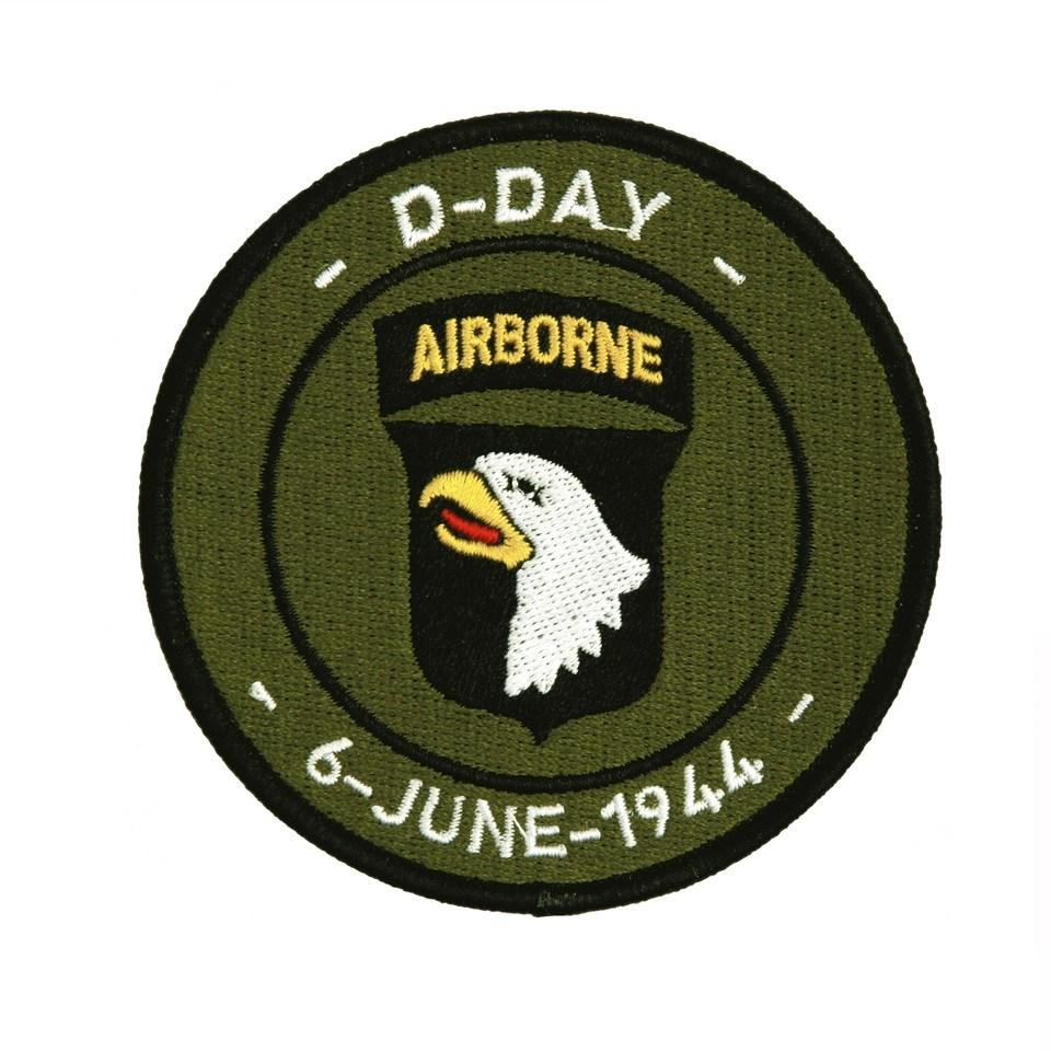 Nášivka D-DAY 101st Airborne
