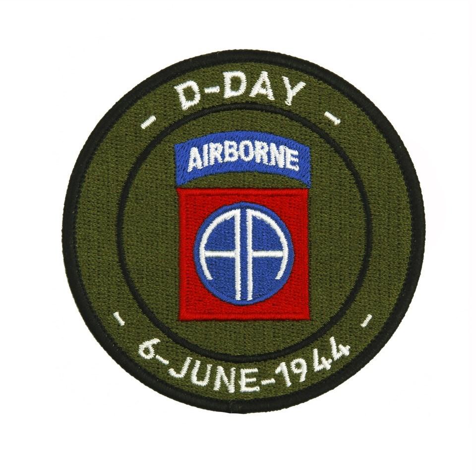 Nášivka D-DAY 82. Airborne