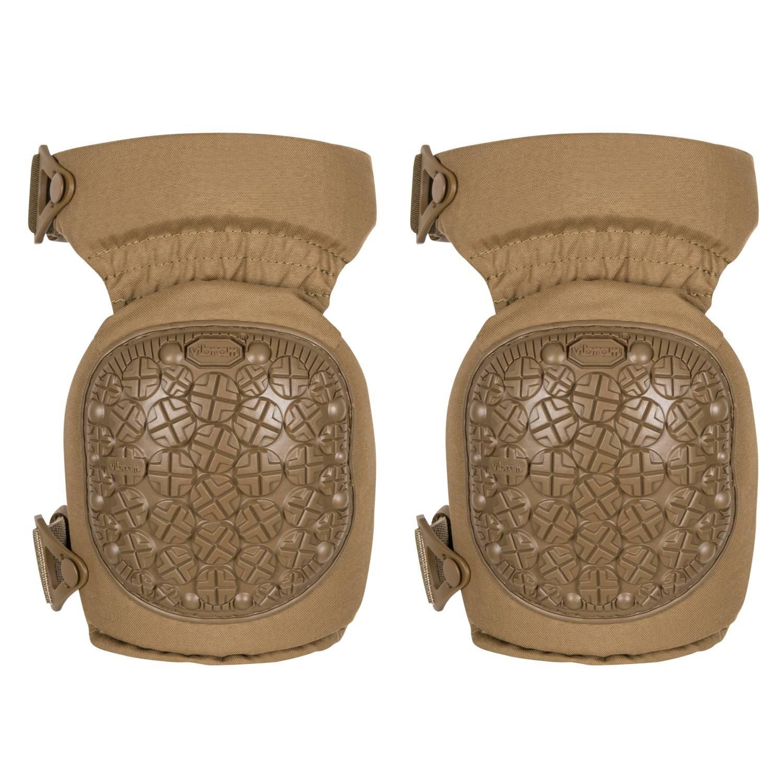 Chrániče AltaContour 360 VIBRAM kolenné COYOTE