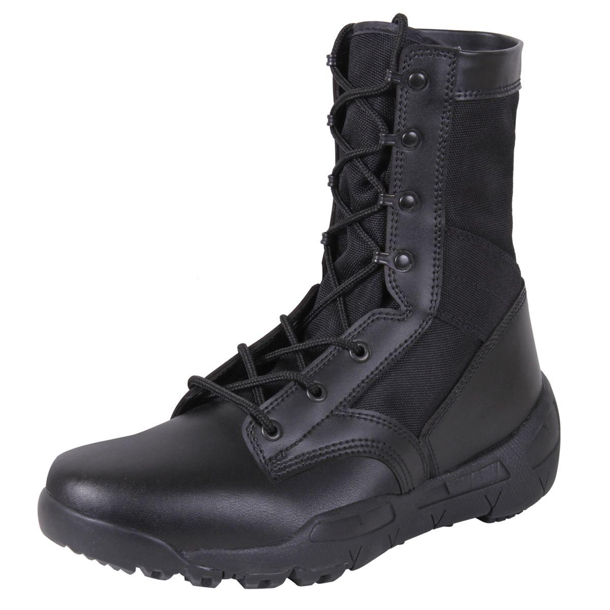 Topánky V-MAX LIGHTWEIGHT taktické ČEIRNE