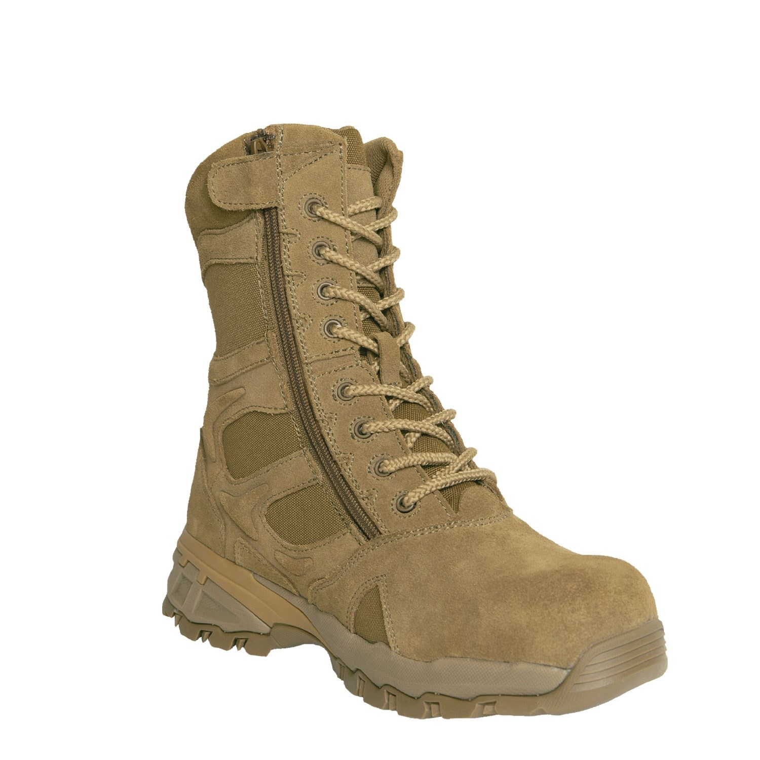 Topánky FORCED ENTRY DEPLOYMENT 8'' COYOTE BROWN