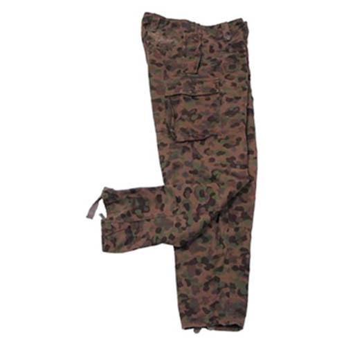 Nohavice K4 RAKÚSKE maskované použité