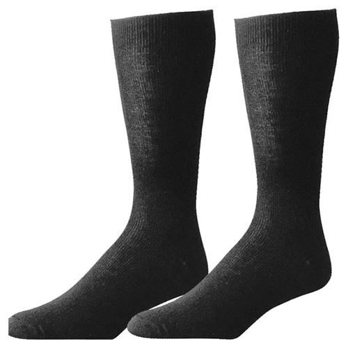 Ponožky US POLYPROPYLENE  ČIERNE
