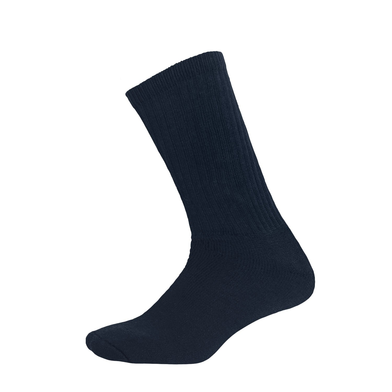 Ponožky US ATHLETIC MODRÉ veľ.10-13