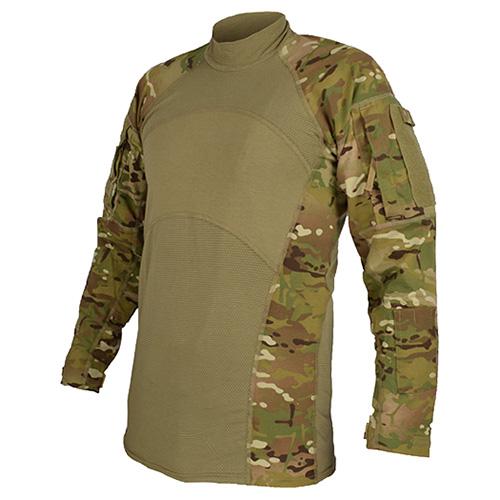 Košeľa taktická COMBAT rip-stop MULTICAM® použitá