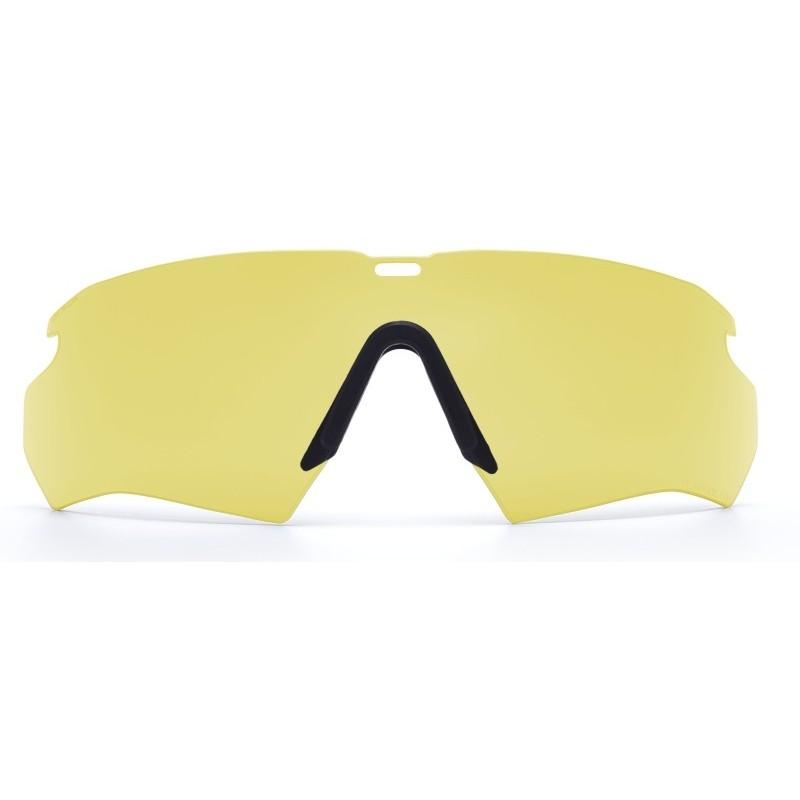 Sklá náhradníá pre okuliare CROSSBOW ŽLUTÁ