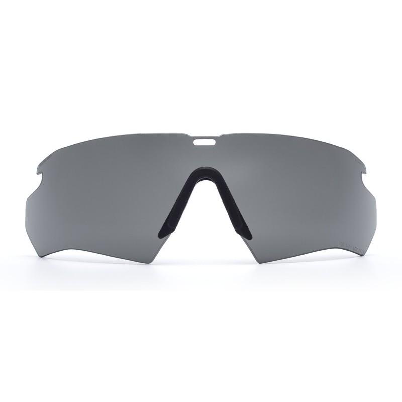 Sklá náhradníá pre okuliare CROSSBOW TMAVÁ