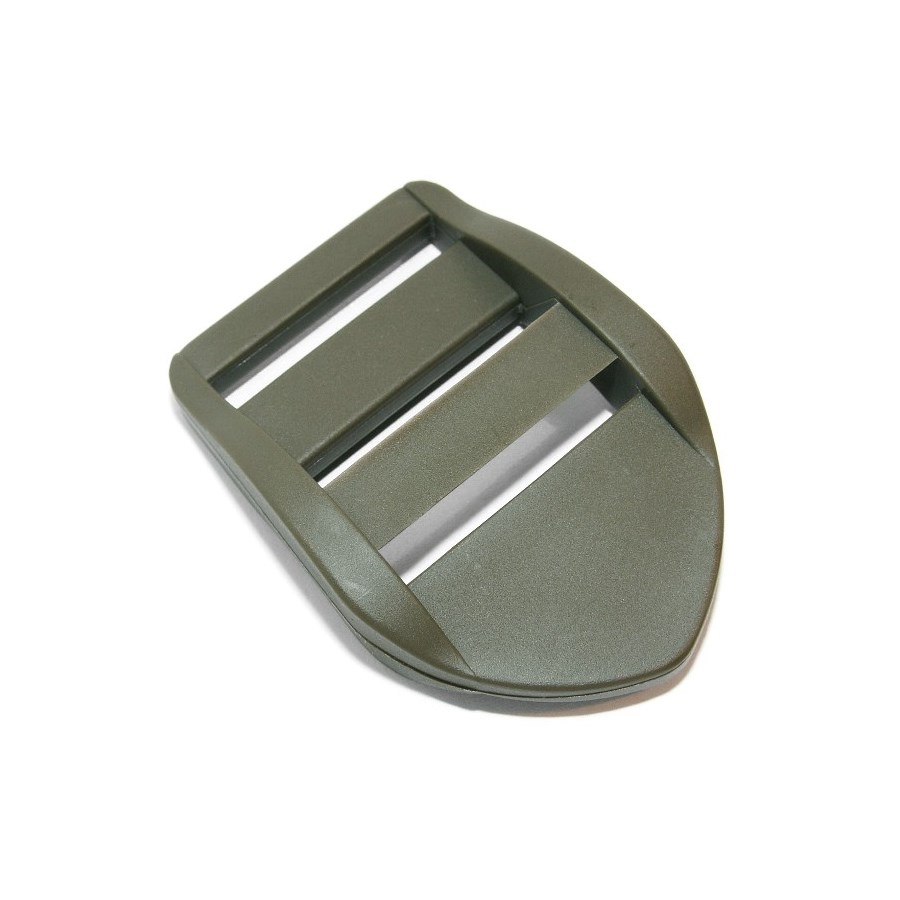 Spona prevliekacia plastová 30 mm ZELENÁ