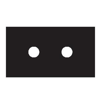 Hodnostní značení - náložka 2000 AČR - desátník