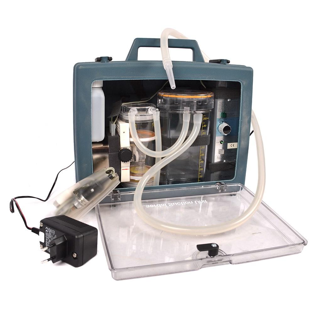 Odsávačka elektrická Laerdal LSU v plastovom kufríku
