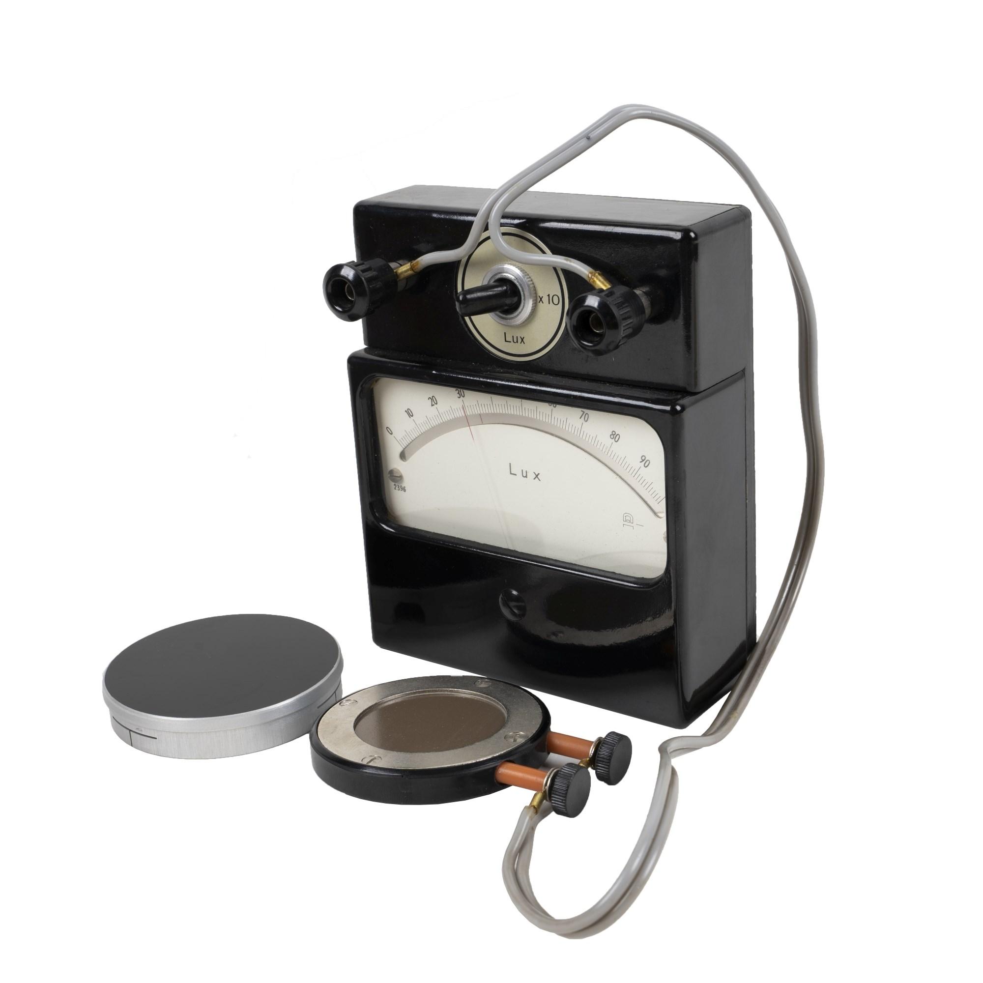 Luxmeter STANDARD analógový