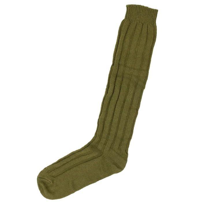 Ponožky zimné podkolienky AČR