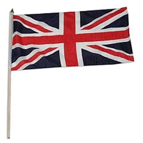 Zástava na tyčke VELKÁ BRITÁNIA