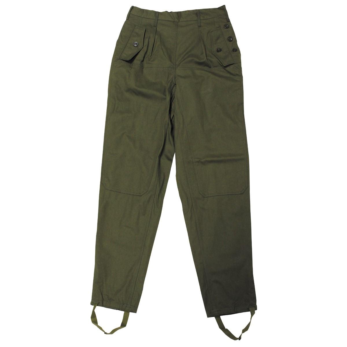 Nohavice dámské vz.85 nové OLIV