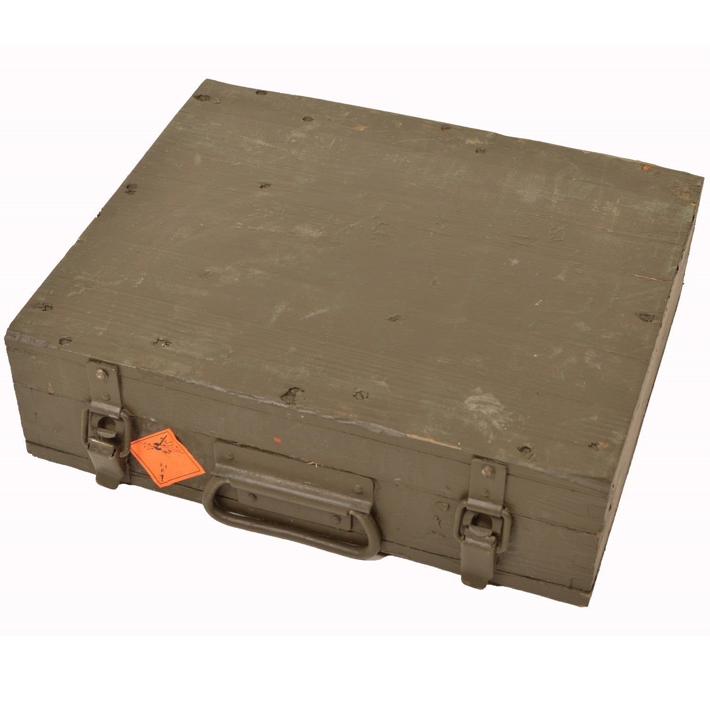 Debna drevená z munície 82-EO-M